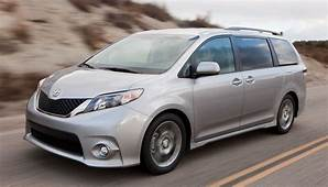 2021 Toyota Sienna Redesign Release Date Price  2020