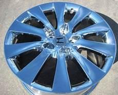 17 2008 2009 2010 honda accord stock wheels rims oem 5x114