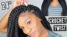 How To Wrap Crochet Braids At