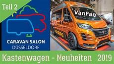 Caravan Messe 2019 - 24 kastenwagen neuheiten 2019 caravan salon 2018