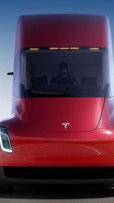 Tesla Semi Truck Wallpaper