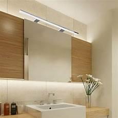 spiegelleuchten bad design die spiegelleuchte licht im badezimmer punktgenau platziert