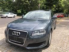 audi a3 limousine in grau als gebrauchtwagen in berlin f 252 r