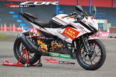 Modifikasi Striping All New Cbr150r by Modifikasi Striping All New Cbr150r Sancarlo