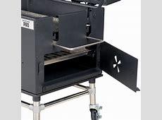 """Backyard Pro 60"""" Charcoal / Wood Smoker"""