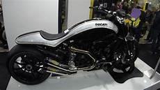 ducati x diavel concept custom bike by roland sands design