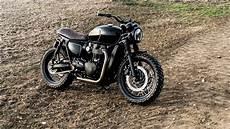 Triumph Bonneville T120 Black Custom
