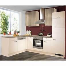 kuchenzeile mit elektrogeraten und kuchen l form grau kuche kuchenzeile mit elektrogeraten