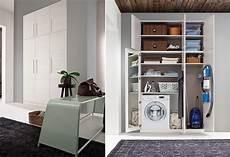 armadi per bagno armadio lavanderia con spazio lavatrice 100cm mastella s