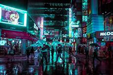 Cyberpunk Neon Tokyo Wallpaper cyber tokyo neon tokyo 3 alex medium