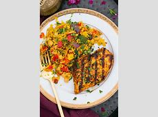 grilled chicken moroccan style_image