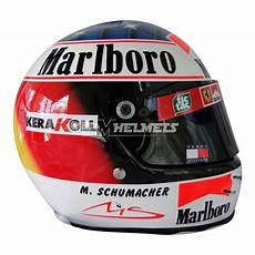 michael schumacher 2000 f1 replica helmet size cm