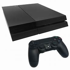 console ps4 playstation 4 1tb black console pre owned the gamesmen