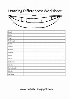 worksheets for learning english learn english learning differences worksheet