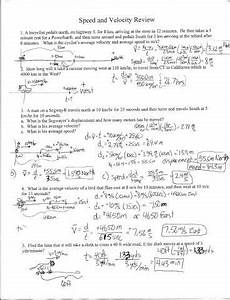 physical science speed worksheet 13186 physics friction worksheet speed and velocity science classroom physics worksheets