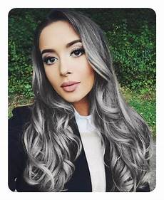 best long and short grey hairstyles for women 2018 fashionre