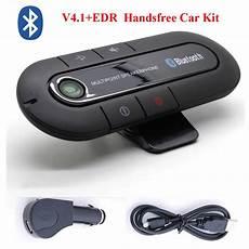 free bt car kit wireless bluetooth sun