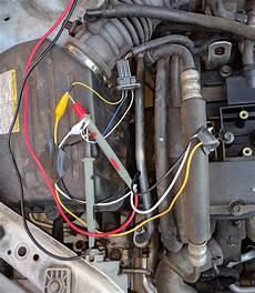 electrical how should camshaft position sensor output oscilloscope motor vehicle