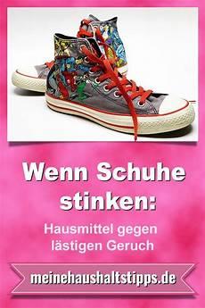 Wenn Schuhe Stinken Hausmittel Gegen L 228 Stigen Geruch