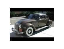 1934 CHRYSLER AIRFLOW CU 2 DOOR COUPE  16061
