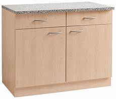 küchenschrank mit arbeitsplatte unterschrank 187 kiel 171 mit 2 schubladen und 28 mm starker arbeitsplatte tiefe 60 cm kaufen