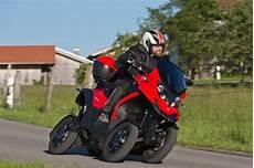 vierrad roller quadro4 im test motorrad tests