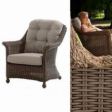 Günstige Lounge Sessel - polyrattan outdoor sitzgruppe 4seasons 171 madoera 187 lounge