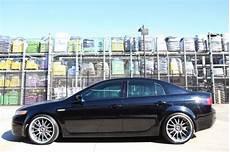 autoland 2005 acura tl auto 3 2 blk on blk rims suspension