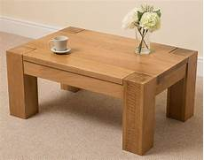 tisch massiv eiche kuba solid oak coffee table oak furniture king