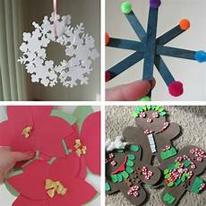 weihnachtsdeko mit kindern basteln ideen aus papier und
