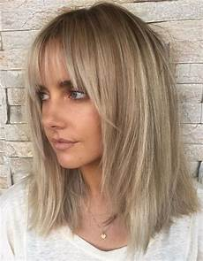70 medium length hairstyles for thin hair in 2020
