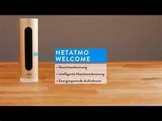 Netatmo Welcome Indoor Sicherheitskamera Kaufen Tink