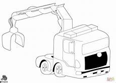wonderful image of trucks coloring pages davemelillo