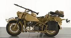 fotos 1941 46 bmw r 75 retro motorrad seitlich