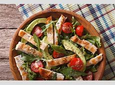 the california beach salad_image