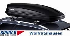 thule dachbox dachbox 499 l thule touring 780 konrad gmbh