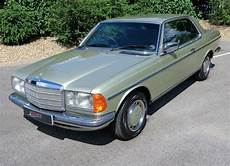 used 1980 mercedes 280 ce w123 2dr coupe auto 23 000