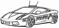 Ausmalbilder Polizei Truck Car Coloring Pages To And Print For Free