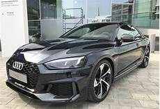 The 2018 Rs5 Coupe Looks Audi