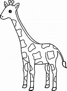 giraffe coloring page with images giraffe