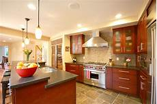 Decorating Ideas Cherry Cabinets by Cherry Cabinets Fashion San Francisco Contemporary
