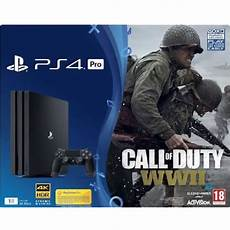 call of duty ww2 xbox one pas cher pack ps4 pro call of duty ww2 pas cher 224 399