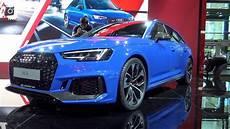 Audi Iaa 2017 - world premiere audi rs4 iaa 2017