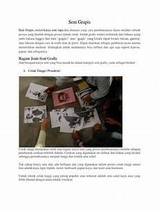 26 Koleksi Baliho Gambar Sketsa Merupakan Karya Seni Rupa