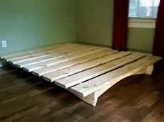Bett Bauen Einfach - better than never the bed a diy by nathan