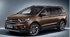 2020 ford edge 2020 ford edge review price engine redesign release