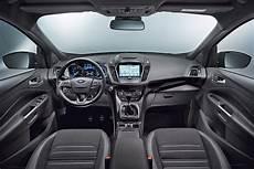 Ford Kuga Facelift 2016 Vorstellung Ford
