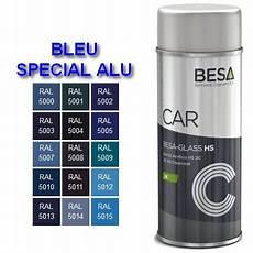 Bombe De Peinture Pour Aluminium 2k Ral Bleu Brillant