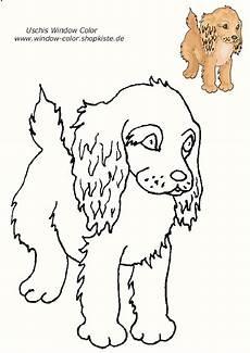 window color malvorlagen hunde batavusprorace