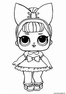 Lol Coloring Pages In Color Lol Doll Fancy Glitter Coloring Pages Printable